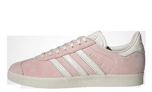 adidas Gazelle Pink White EE5546