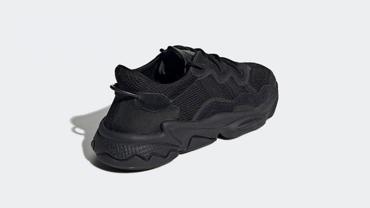 adidas Ozweego Black EE6999 back thumbnail image