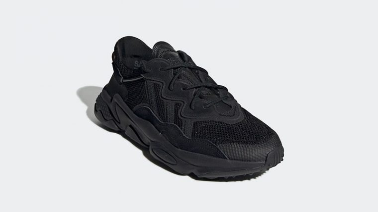 adidas Ozweego Black EE6999 front thumbnail image