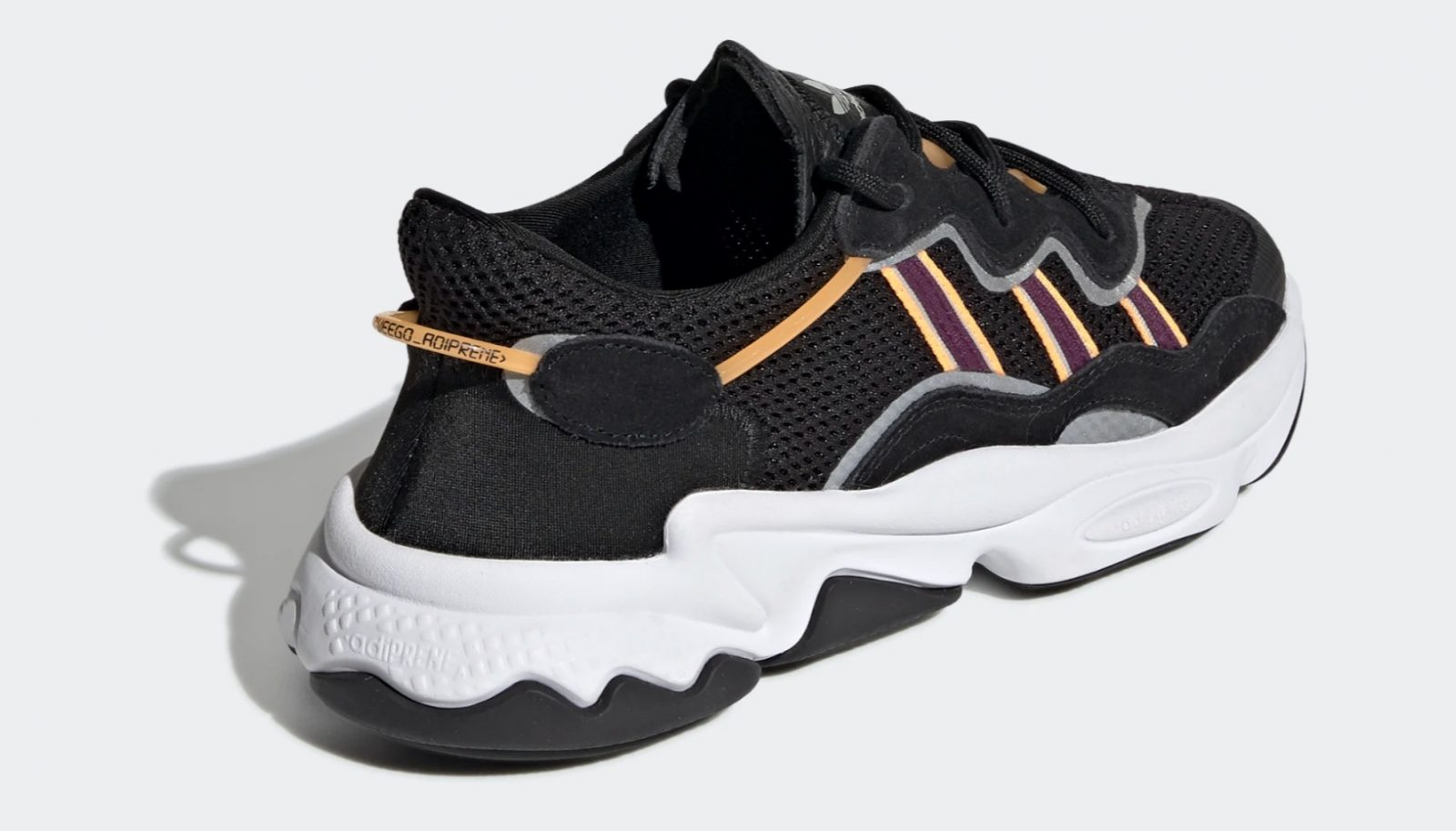 adidas Ozweego Black Orange | EH3219