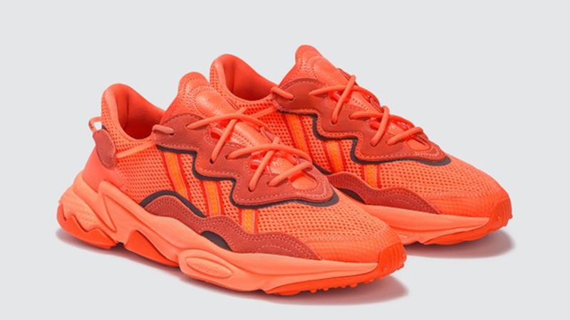adidas Ozweego Orange | The Sole Womens