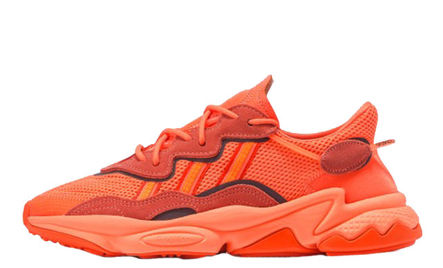 adidas ozweego orange