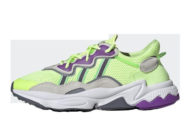 adidas Ozweego Volt Purple EE5720