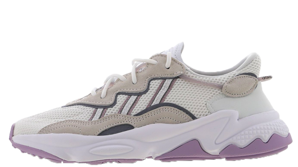 adidas Ozweego White Purple | EE7012 | The Sole Womens