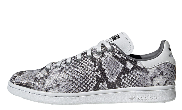adidas Stan Smith Snakeskin Black | EH0151 | The Sole Womens