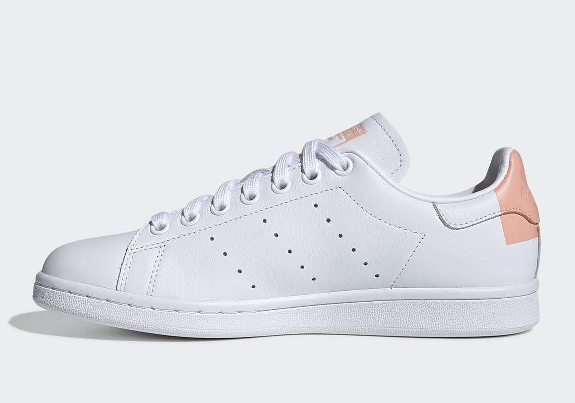 meet a030d 38f63 The adidas Stan Smith Gets A Glow Pink Update   Style Guides ...