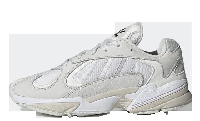 adidas Yung 1 White Grey EE5319