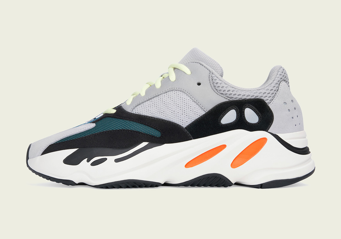 The adidas Yeezy Boost 700 Wave Runner is Re-Releasing THIS Weekend! side