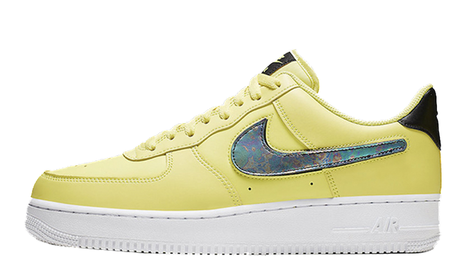 Nike Air Force 1 Low Yellow Pulse Where To Buy Ci0064 700 The Sole Womens