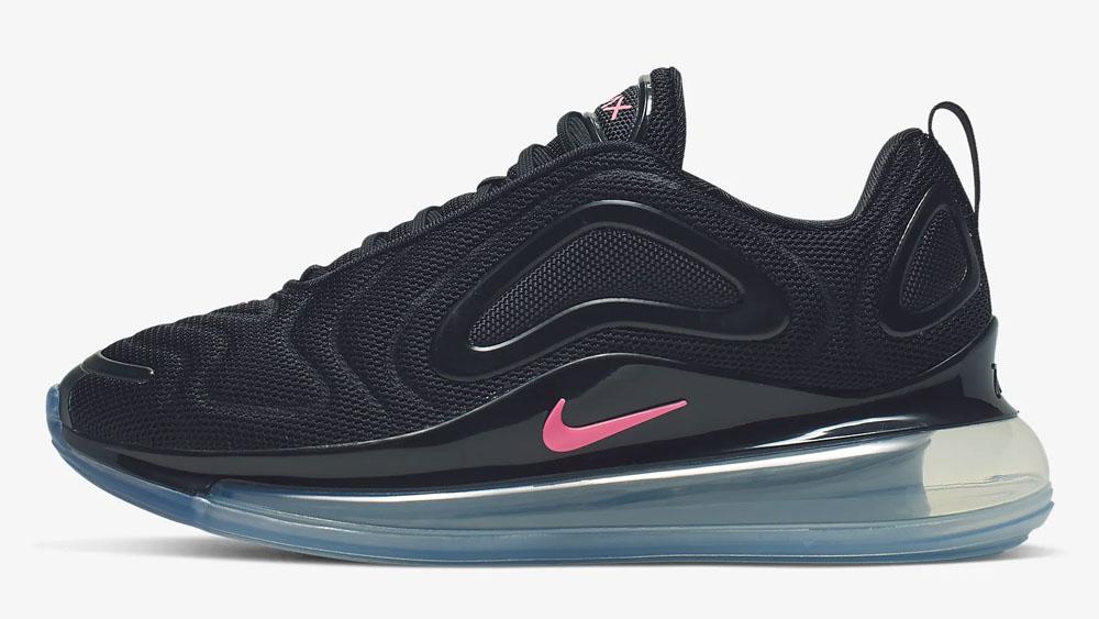 Nike Air Max 720 Black Pink