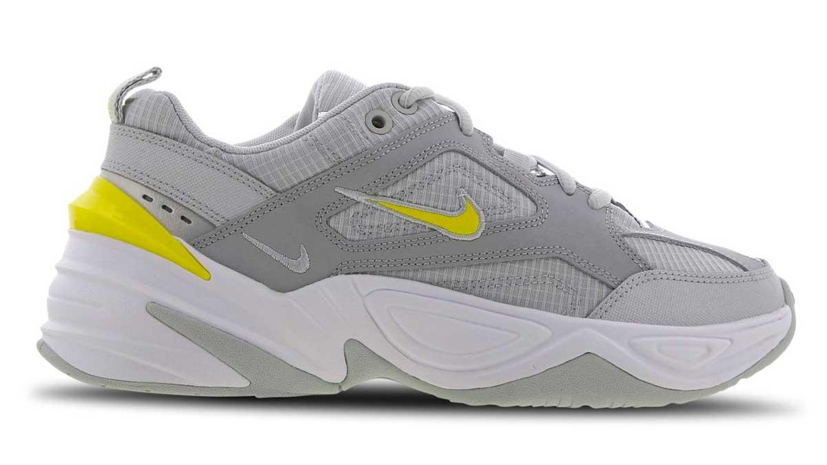 M2k Tekno Grey Yellow
