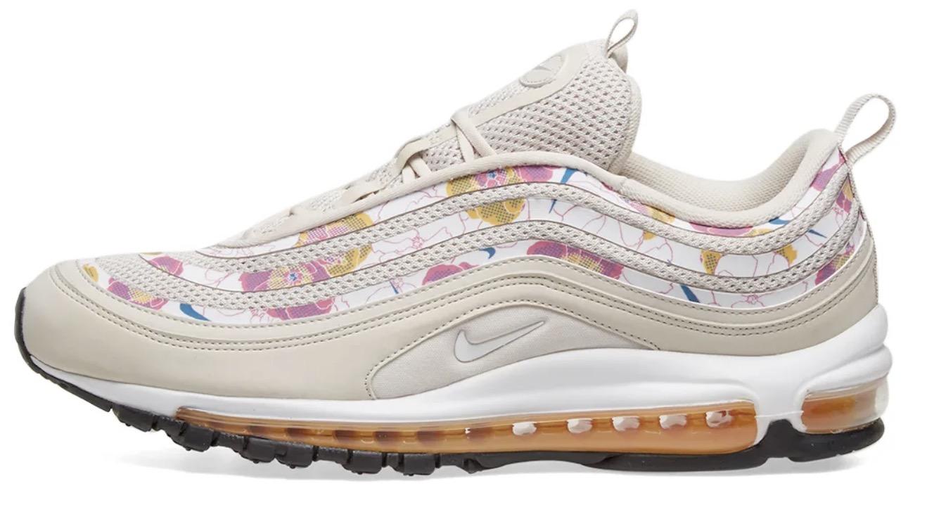 Nike Air Max 97 Floral Pink