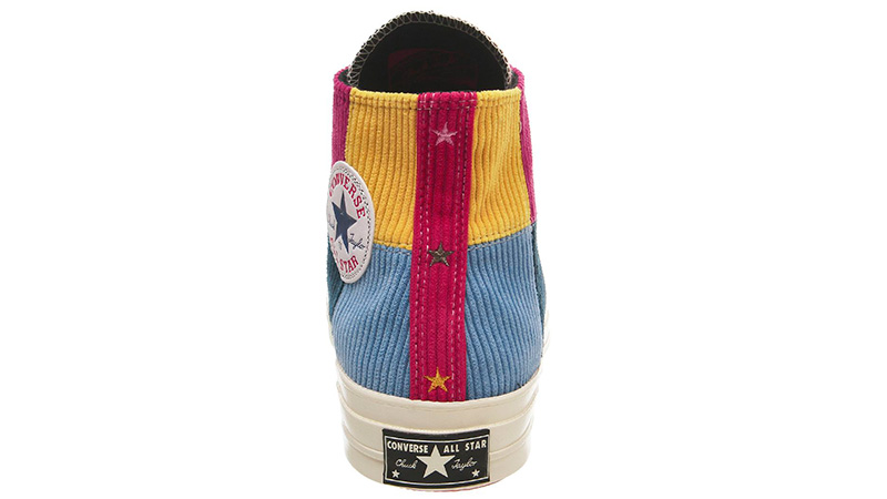 Converse All Star Hi 70s Corduroy Multi