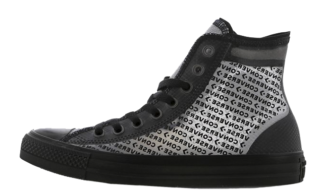 Converse Chuck Taylor All Star Translucent Black