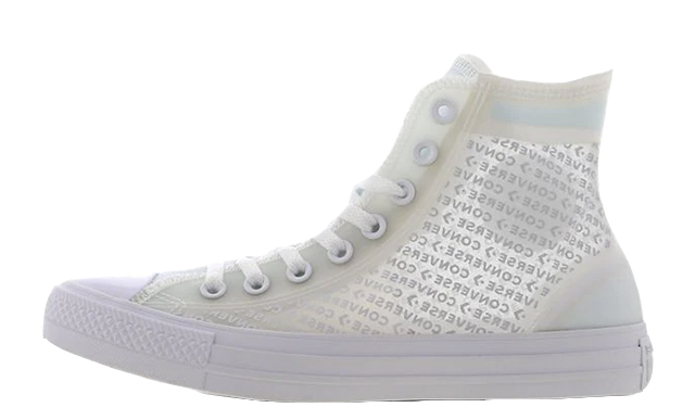 Converse Chuck Taylor All Star Translucent White
