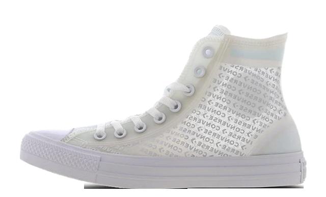Converse Chuck Taylor All Star Translucent White