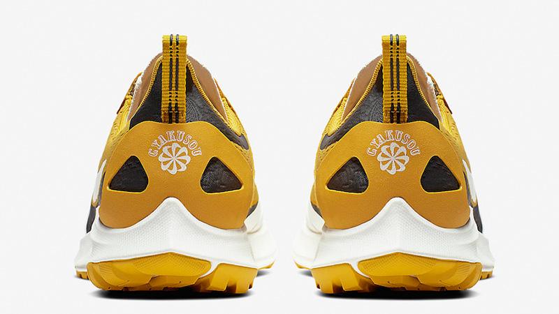 Gyakusou x Nike Air Zoom Pegasus 36 Trail Yellow CD0383-700 01