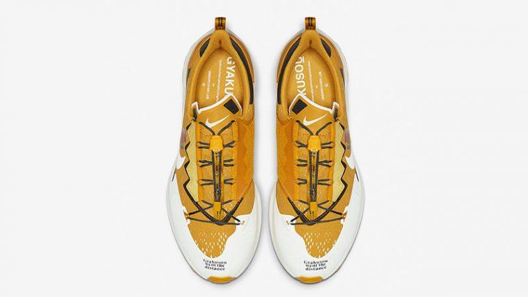 Gyakusou x Nike Air Zoom Pegasus 36 Trail Yellow CD0383-700 02 thumbnail image