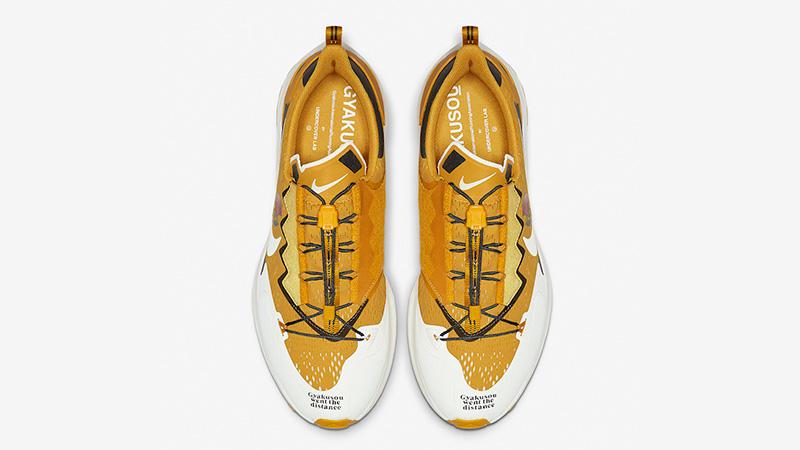 Gyakusou x Nike Air Zoom Pegasus 36 Trail Yellow CD0383-700 02