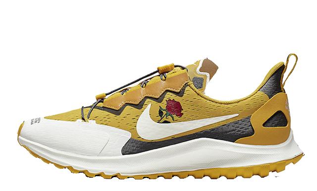 Gyakusou x Nike Air Zoom Pegasus 36 Trail Yellow CD0383-700
