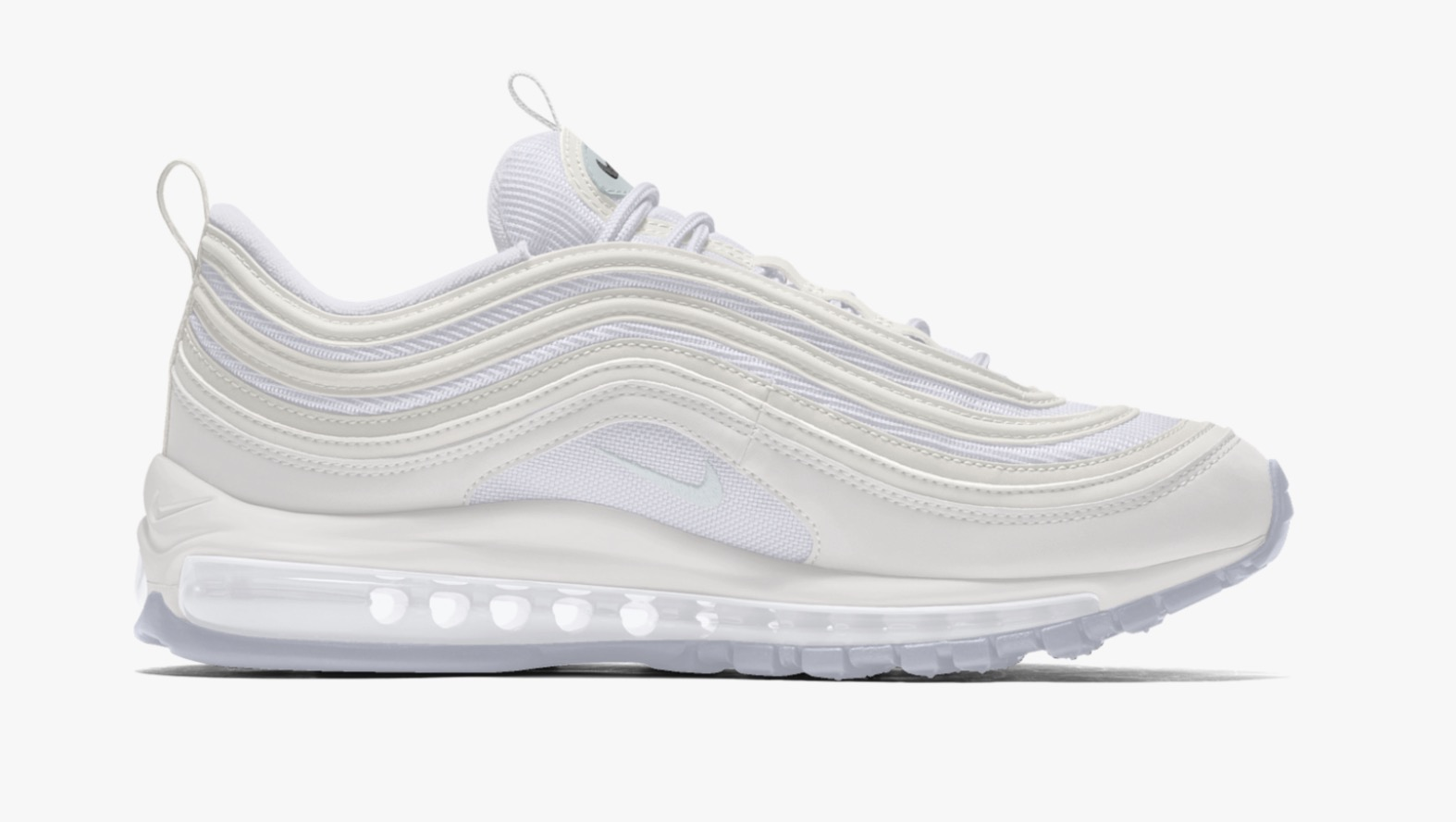 It Doesn't Get Any Cleaner Than This Triple White Nike Air