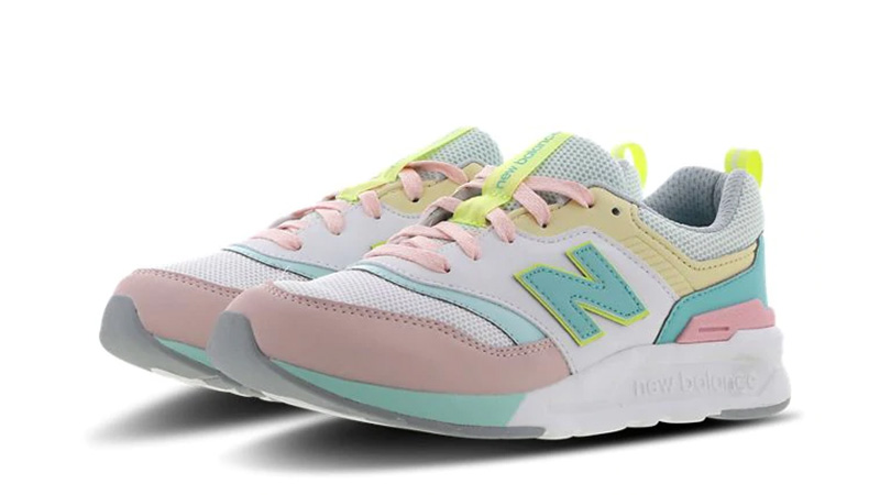New Balance 997 GS White Multi front