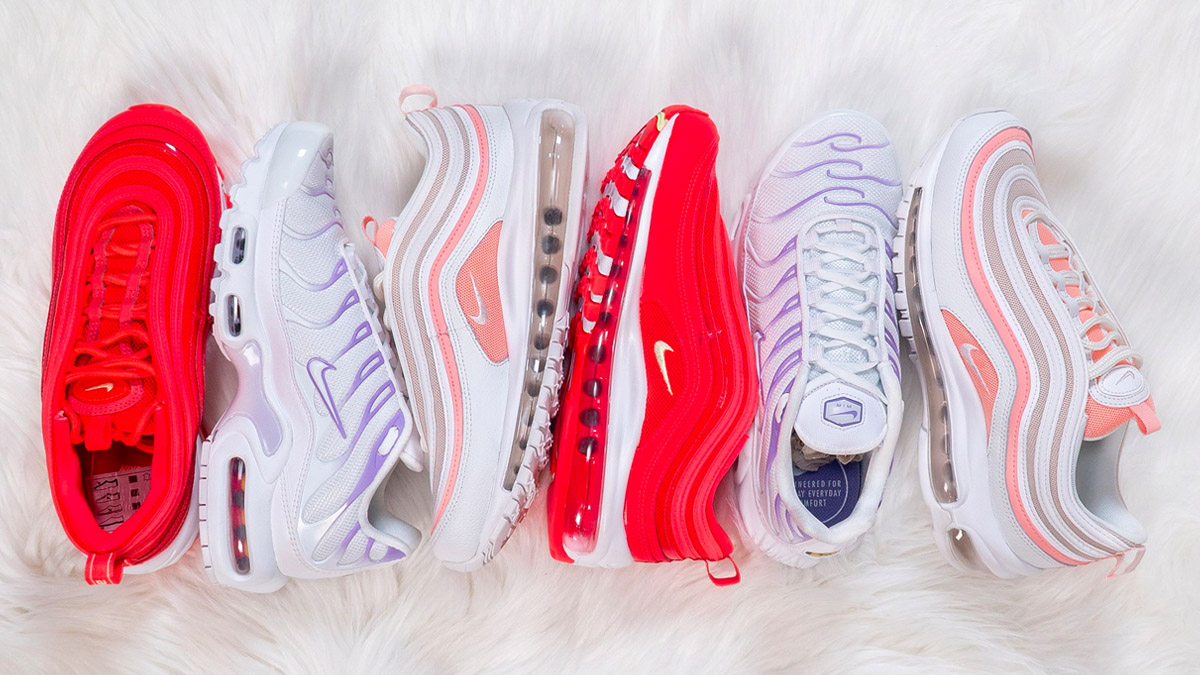 Nike 100k Air Max Plus Air Max 97 Giveaway