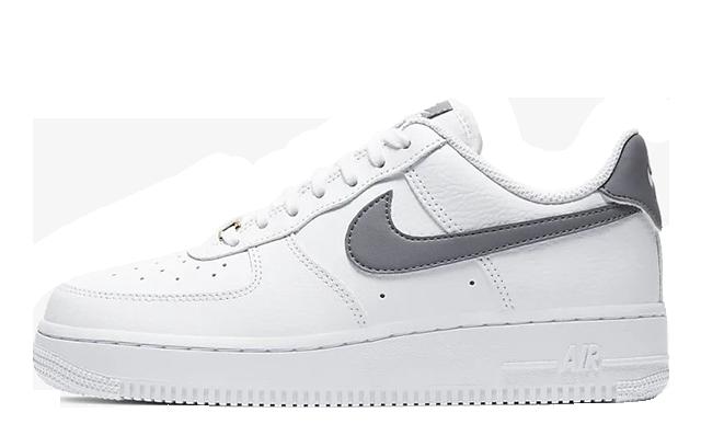 Nike Air Force 1 07 Patent White Grey | AH0287 111