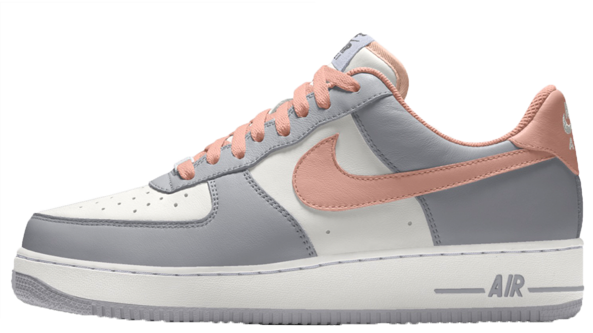 half off separation shoes latest discount Nike Air Force 1 'By You' Customisable