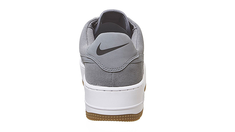 Nike Air Force 1 Sage Cool Grey back