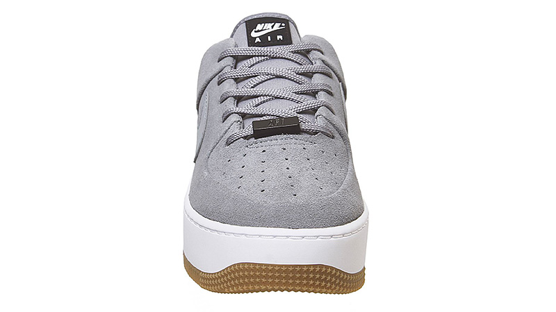 Nike Air Force 1 Sage Cool Grey front