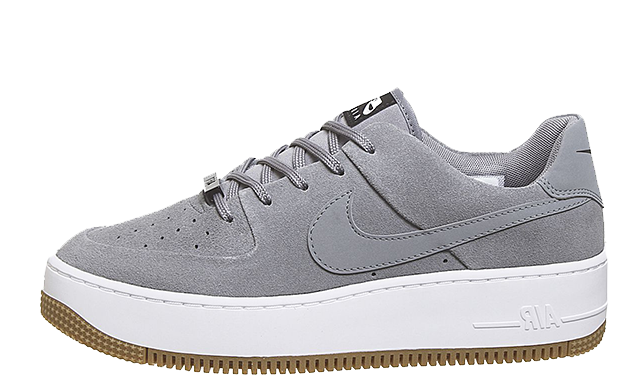 Nike Air Force 1 Sage Cool Grey