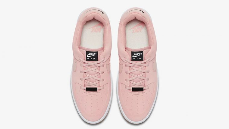 Nike Air Force 1 Sage Low Coral AR5339-603 middle thumbnail image