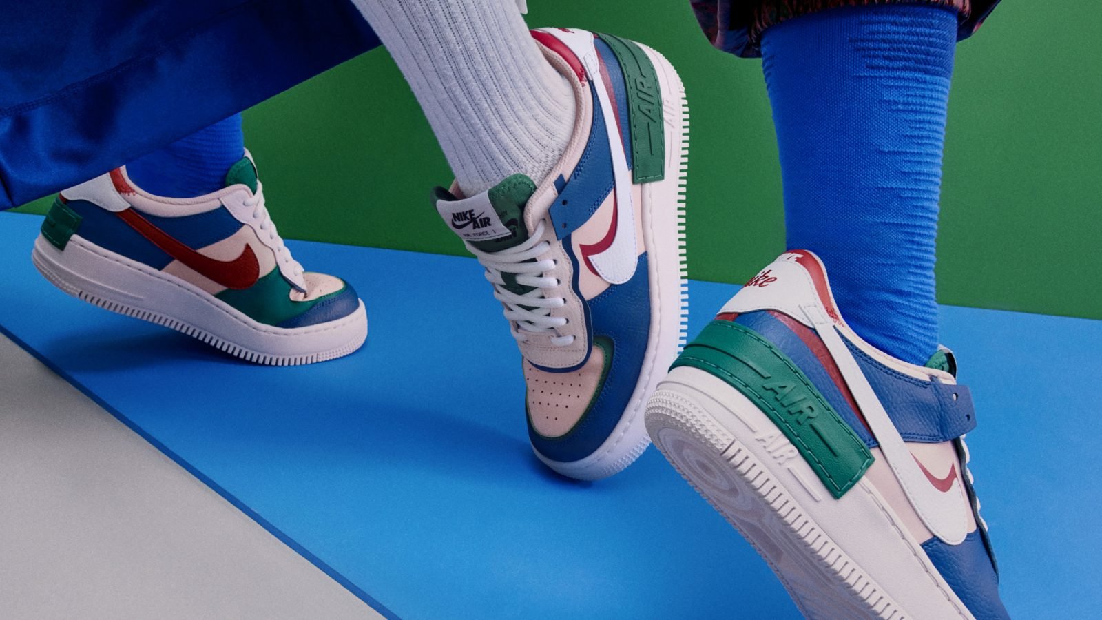Nike Unveils Air Force 1