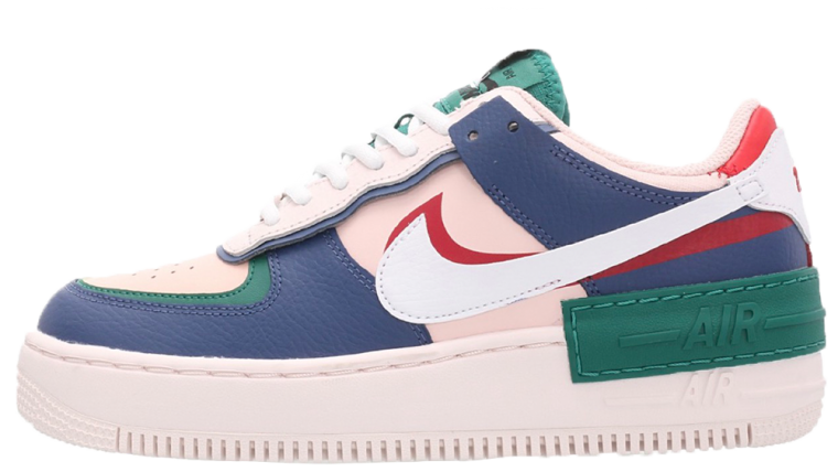 Nike Air Force 1 Shadow Mystic Navy | CI0919-400 thumbnail image