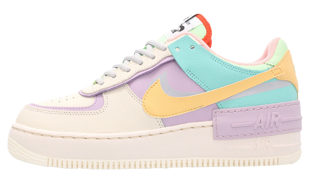Nike Air Force 1 Shadow Pastel Multi
