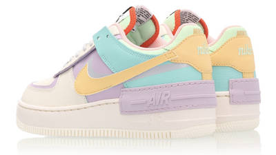 Nike Air Force 1 Shadow Pastel Multi | Where To Buy | CI0919-101 ...