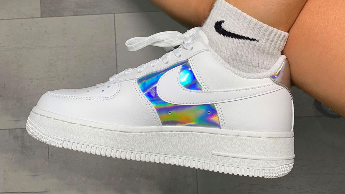 6 Of The Cleanest Nike Air Force 1 Designs On Foot Locker