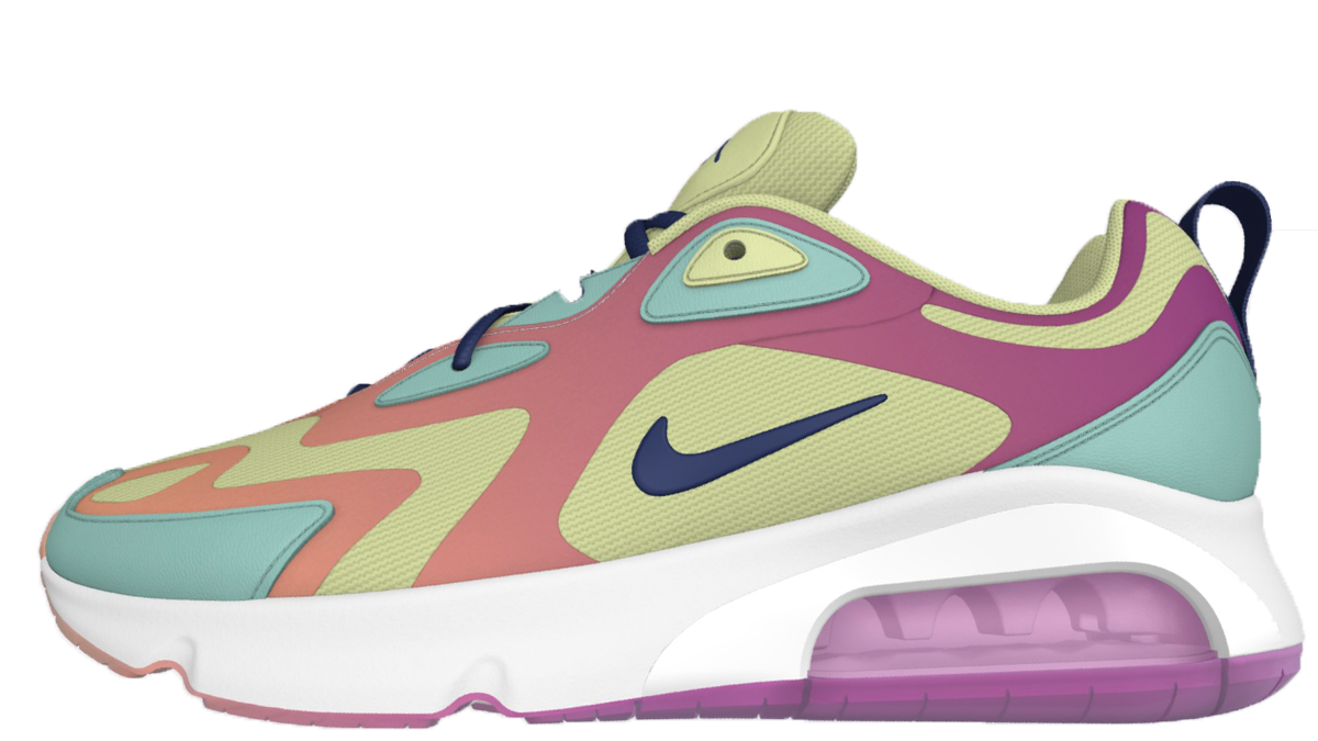 Nike Air Max 200 'By You' Customisable