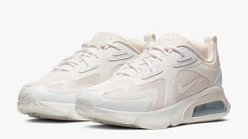 Nike Air Max 200 in Light Soft Pink