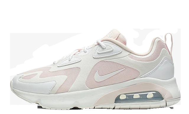 Nike Air Max 200 Pink White AT6175-600