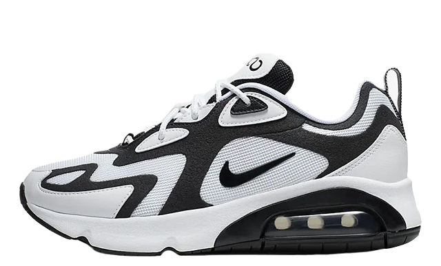 Nike Air Max 200 White Black AT6175-104