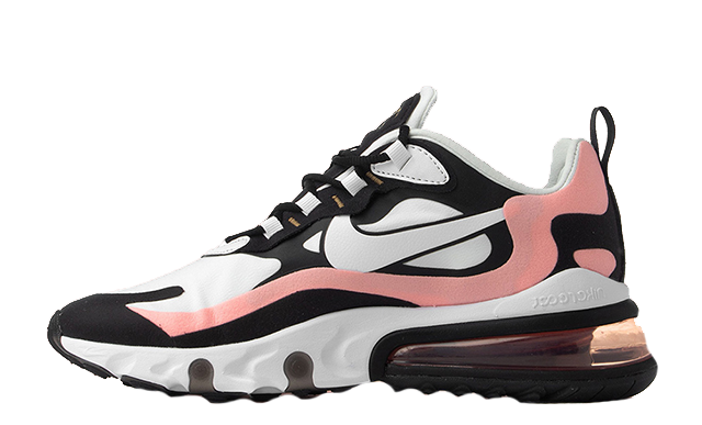 outlet store 43b21 a403e Nike Air Max 270 React Bleached Coral
