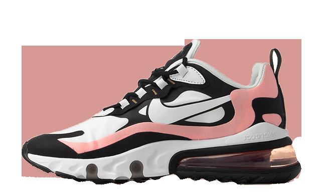 Nike Air Max 270 React Bleached Coral