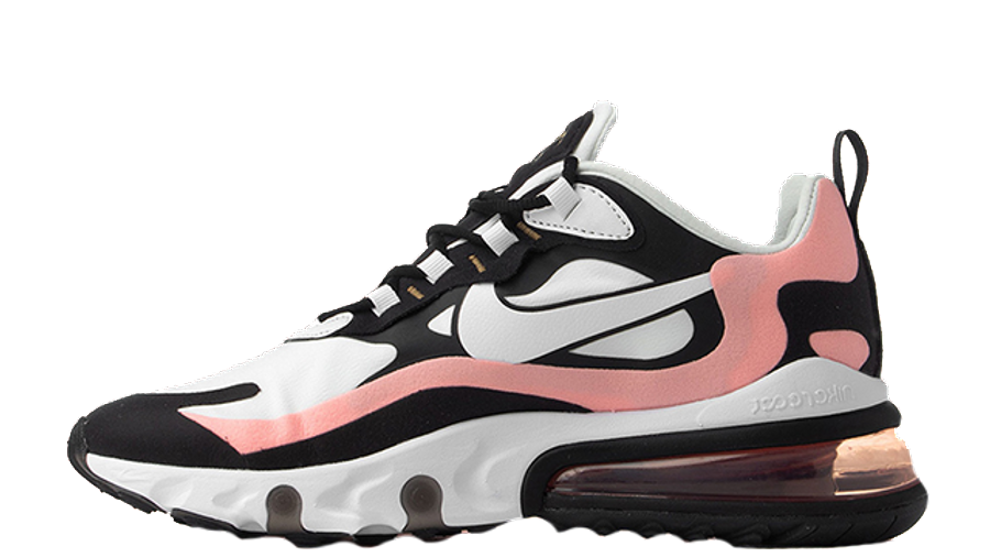 Nike Air Max 270 React Bleached Coral | Where To Buy | TBC ...