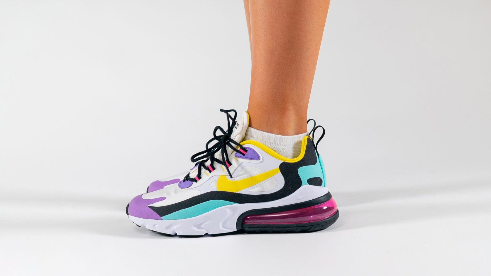 magasin d'usine 6cb39 4cdcb An Exclusive Look At The Nike Air Max 270 React