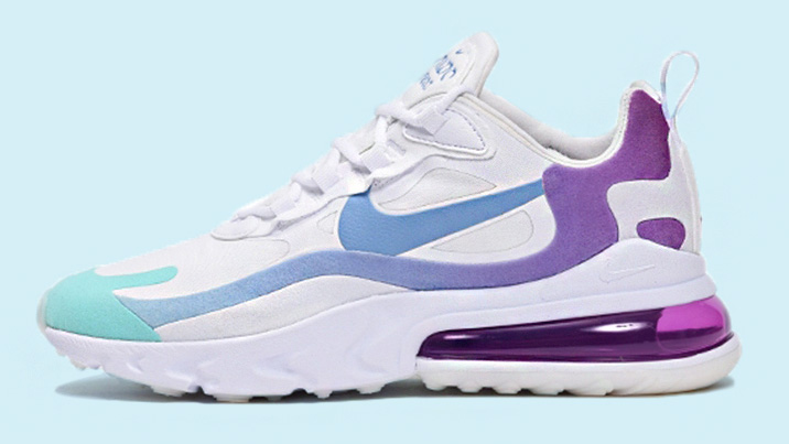 The Nike Air Max 270 React Gets A Dreamy Gradient Update