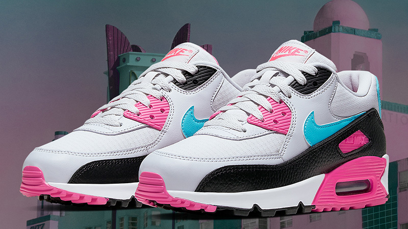 reputable site 58374 9e139 Nike Air Max 90 South Beach | 325213-065
