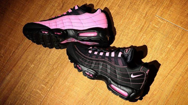 Nike Air Max 95 Black Pink