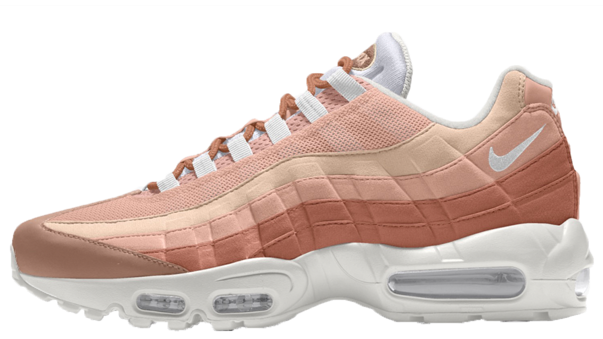 Nike Air Max 95 'By You' Customisable